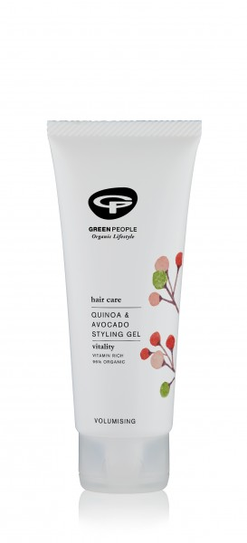 Quinoa & Avocado Styling Gel und Haarserum 100ml